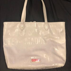Steve Madden large tote purse !